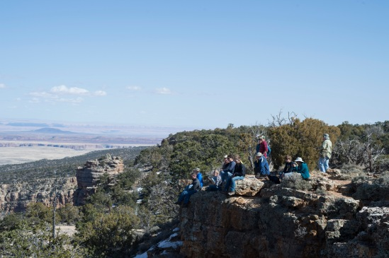 A classroom setting at Grandview Point.