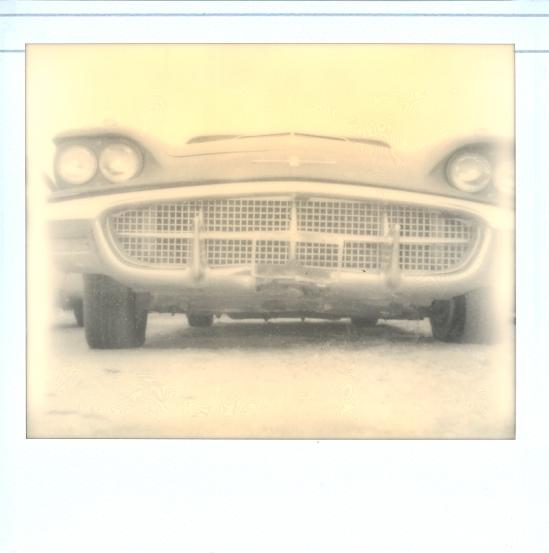 Kingman Auto Sales in Kingman, AZ - Impossible PZ 600 Silver Shade Cool shot with Polaroid Spectra