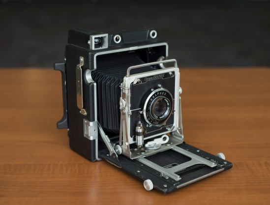 What a beautifully built camera.