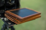 wooden 5x7 film holders with dark slide