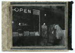 Open Thrift - Expired Polaroid Type 55 - positive image.