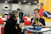 Tyler Dicks was interviewed by Popular Mechanics.