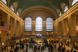 Grand Central Station. I can't help but think that all those people have a story. What is your story?