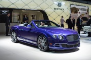 Bentley Speed convertible