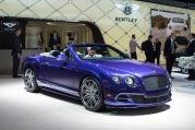Bentley Speed convertible