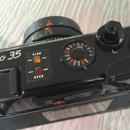Yashica Electro 35 GT 5