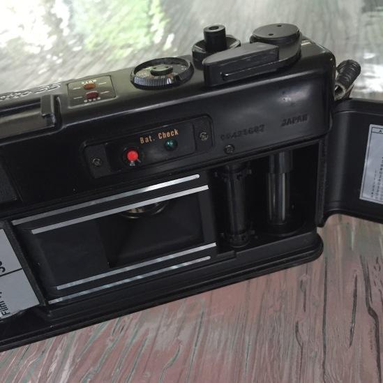 Yashica Electro 35 GT 7